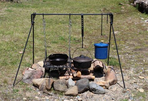 diy pit tripod grill pit cooking tripod pit design ideas