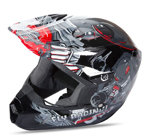 cheapest motocross gear 99 95 fly racing youth kinetic invazion helmet 997842