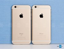 Image result for iPhone 6 vs 6s Size