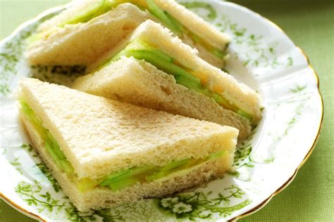 Traditional english tea sandwich recipes