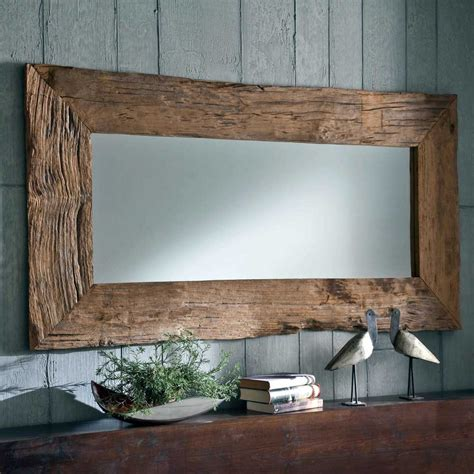 spiegel stil teakholz spiegel ungaran im landhausstil pharao24 de