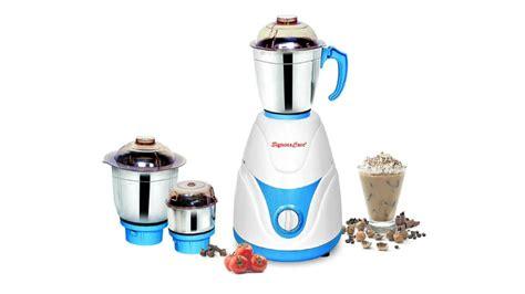 Mixer Signora signora care eco plus 500 watt mixer grinder with 3 jars