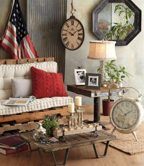 retro home interiors vintage home decor with simple and easy designs home decor