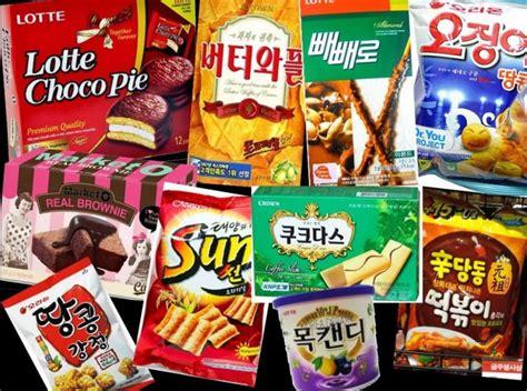 referensi oleh oleh snack khas korea selatan  wajib