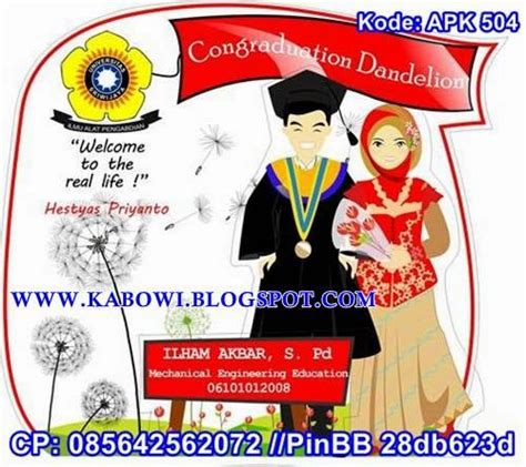 Karikatur Wisuda Kado Wisuda Karikatur Souvenir Wisuda Kado Lucu kabowi produsen boneka wisuda plakat souvenir graduation