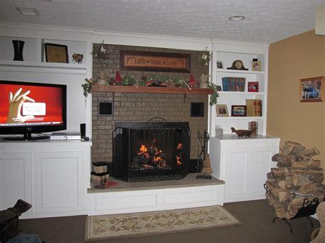 custom built ins around fireplace custom built ins around fireplace hickory nut farm home