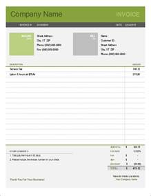 Easy Templates by Simple Invoice Template For Excel Free