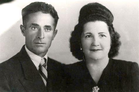 fotos antiguas retratos retrato de un matrimonio de santurdejo fotos de fotos