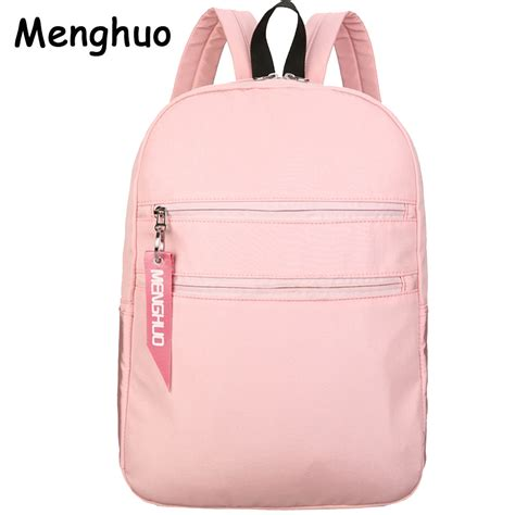 New 6 In 1 Korean Travel Bag In Bag Cherry 1 Set Isi 6 Pcs Organizer 1 menghuo school backpack college schoolbag back pack leisure korean bag