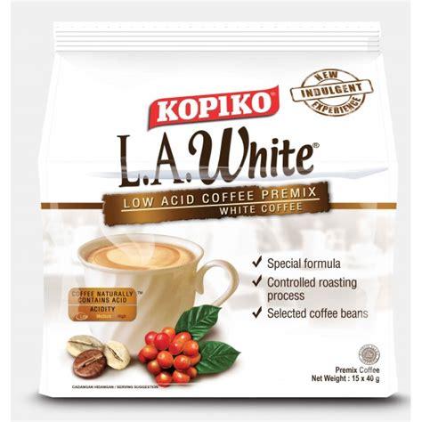 White Coffee Kopiko kopiko l a white coffee kaimay confectionery liqueur
