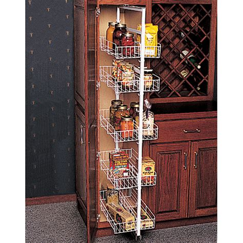 Pantry Roll Out Storage System by Pantry Roll Out Storage System In Pull Out Pantry Organizers