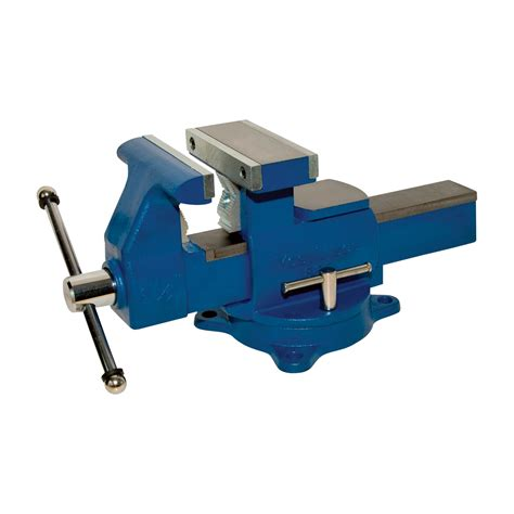 vise bench yost multipurpose mechanic s reversible swivel base vise