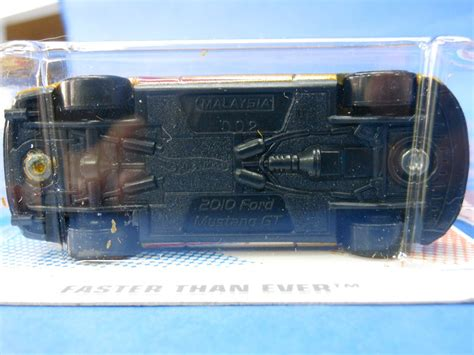 Hotwheels 2010 Ford Mustang Gt 2011 wheels faster than 2010 ford mustang gt