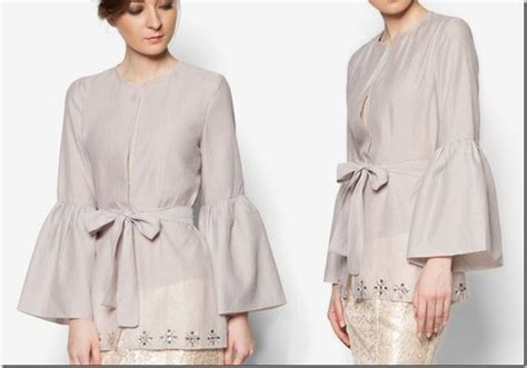 Blouse Anzella Cantik Grey 212 best images about kebaya modern on traditional kebaya and fashion weeks