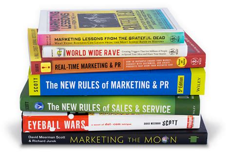 advertising and promotion books books by david meerman