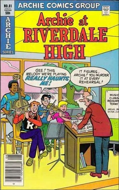 Archie Riverdale High archie at riverdale high 81 on collectorz comics