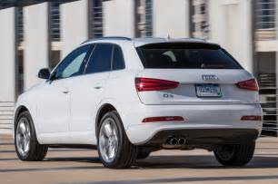 Audi Q3 2015 Price 2015 Audi Q3 Reviews And Rating Motor Trend