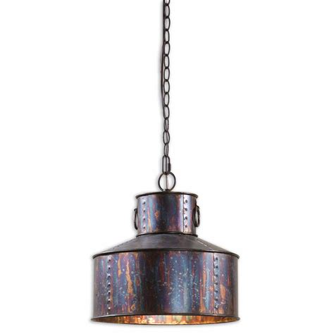 Urban Rustic Pendant Rustic Light Pendants