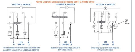 paragon defrost timer wiring diagrams wiring diagram