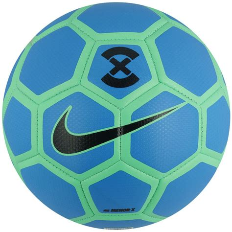 Original Bola Futsal Nike X Menor bola futsal nike footballx menor azul verde claro