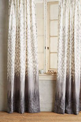 gray ombre curtains anthrofave print pattern patterned curtains drapes