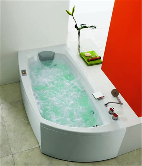 glass bathtubs new bathtub shape from glass idromassaggio ergonomic