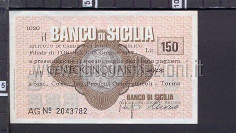 banco di sicilia spa collezione di numismtica collection of coins