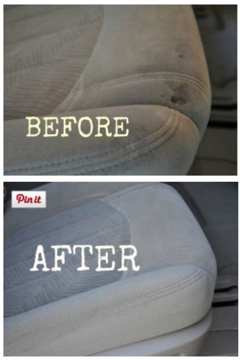how to clean car upholstery seats yourself 25 best ideas about car interior cleaning on pinterest