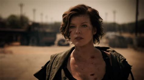 milla jovovich now milla jovovich on resident evil every movie we ve made