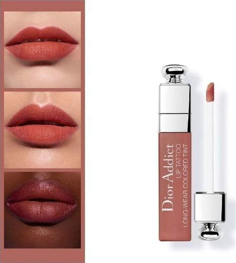 lips tattoo product dior addict lip tattoo 421 natural beige compare prices