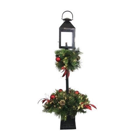 home accents christmas decorations home accents holiday holiday ornaments decor 4 ft pre