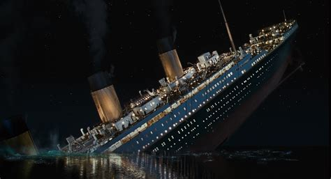 Titanic Sinking by Did Elon Musk Compare The Electric Car Business To A