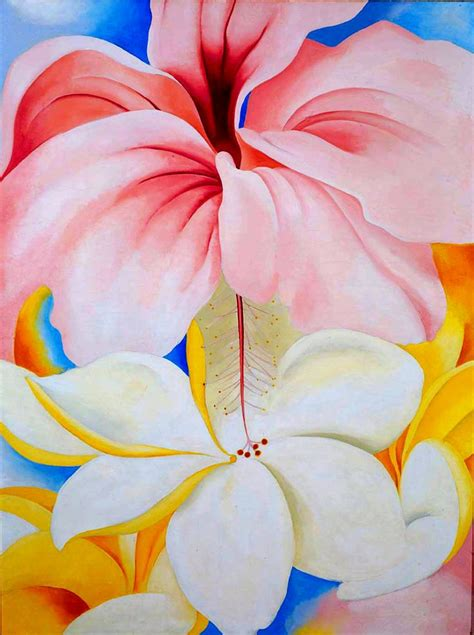 94 best images about georgia o keeffe on flower pansies and poppies