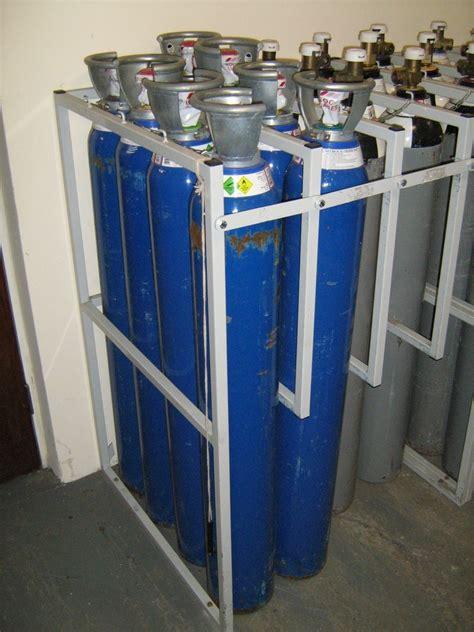 Gas Cylinder Storage Racks by Hospital G And J Gas Cylinder Racks