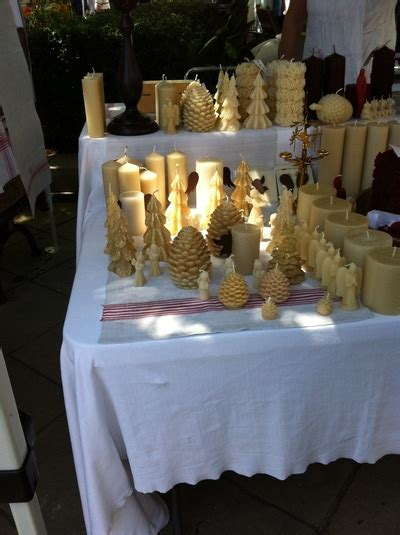 Handmade Candles Sydney - mosman craft market sydney