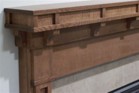 craftsman style fireplace mantels fireplace design ideas