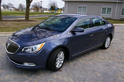 buick lacrosse warranty purchase used 2014 buick lacrosse premium eassist electric
