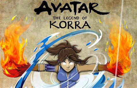 avatar korra libro 5 the legend of korra la leyenda del avatar korra libro 5