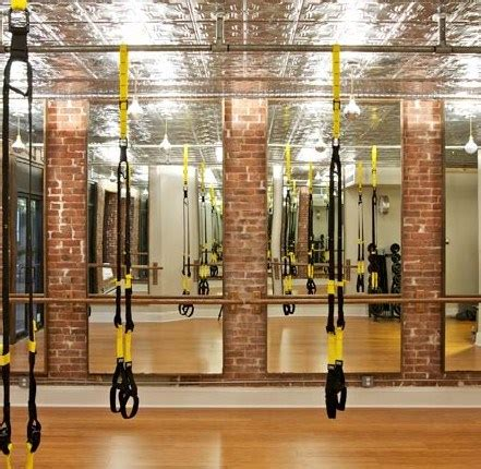 Home Gym Studio Design The New High Tech Fitness Studio That Tracks Your Workouts