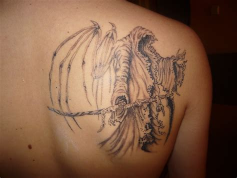 15 death angel tattoos design ideas magment