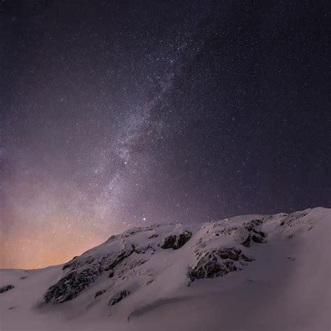 ipad background    starry night