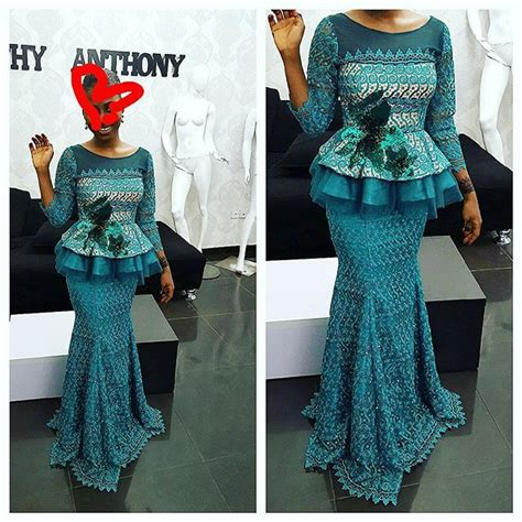 photo of nigeria lace skirt and blouse 114 best images about nigerian lace styles on pinterest