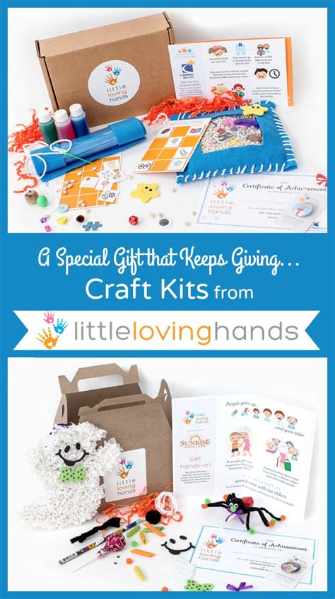 review loving craft kits moments a day