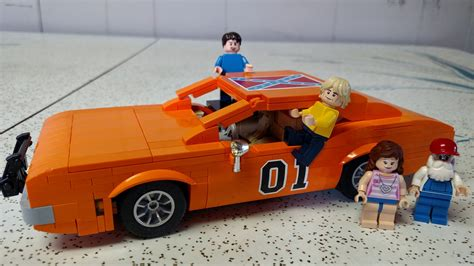 Vs Set Jump Dolly dukes of hazzard collector my lego general by c3brix