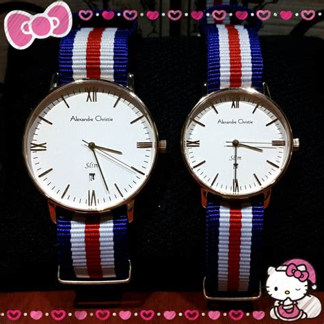 Jam Keren Alexandre Christie 6225 hermes fashion home