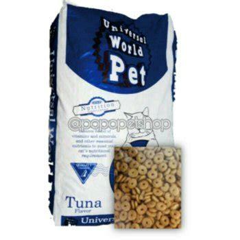 Universal Tuna Catfood Makanan Kucing Repack Kilo jual makanan kucing universal catfood donat original repack 1kg di lapak popo petshop popo