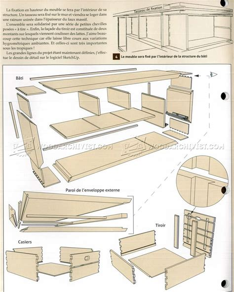 bathroom vanity plans woodworking bathroom vanity plans woodarchivist