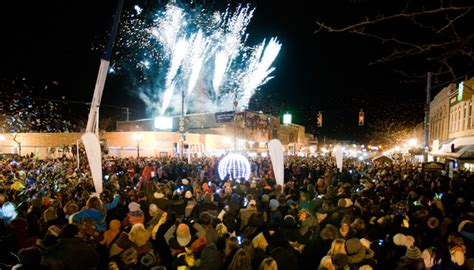 new years events michigan the new year a time for celebration and resolutions