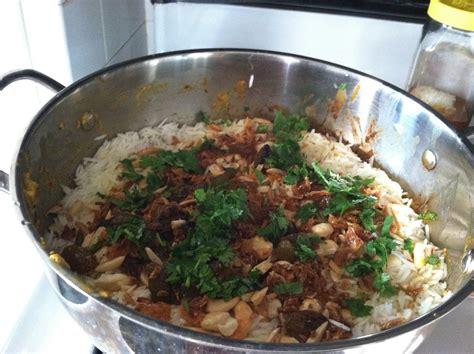 Vanis Kitchen chef vani s kitchen vani s special chicken biryani