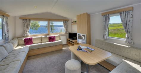Caravan Upholstery Scotland by Self Catering Accommodation Oban Argyll Appin